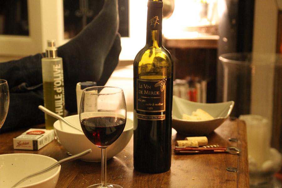Vin de merde du Languedoc