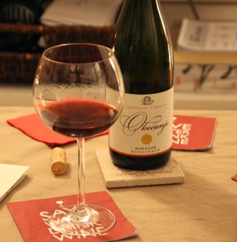 Obecanje - vin Serbe