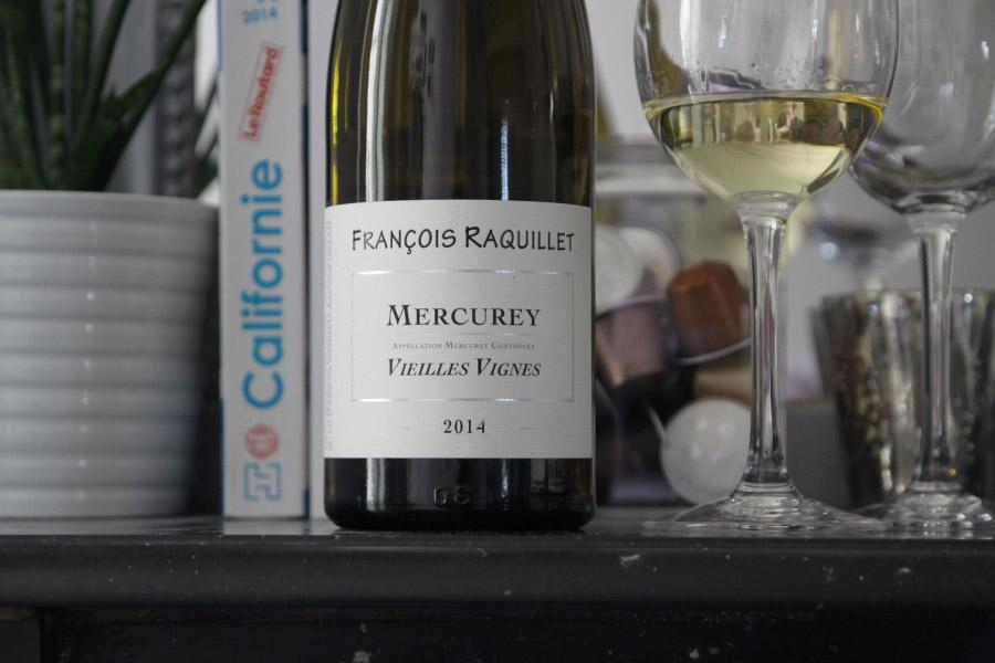 Mercurey Bourgogne