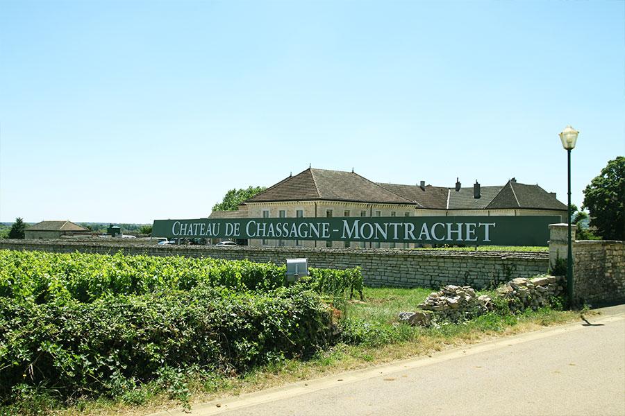 Le Chateau de Chassagne Montrachet