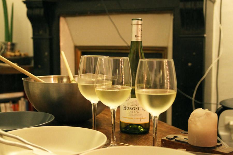 Horgelus vin blanc