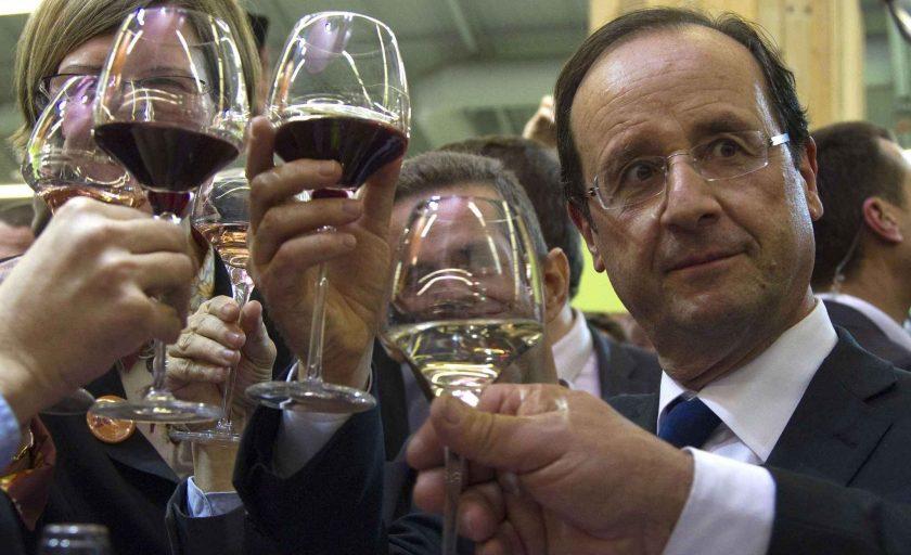 Votre candidat en bouteille !