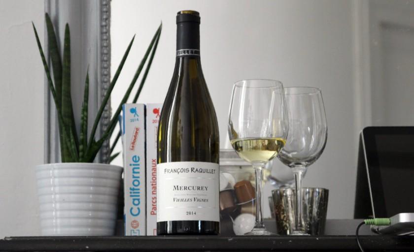 Un Mercurey qui sent bon la Bourgogne !