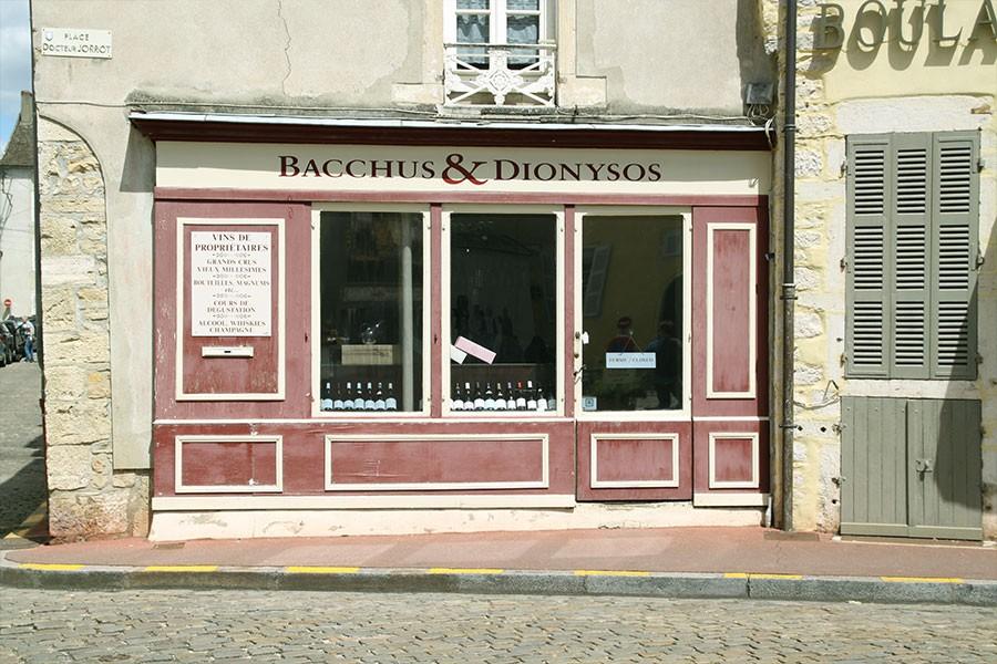 Beaune-Bacchus
