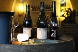 Domaine de la Roche Bleue, la Sarthe a aussi ses vins !