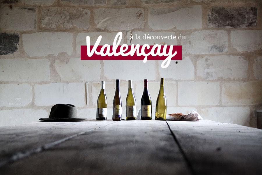 Valençay vin de Loire