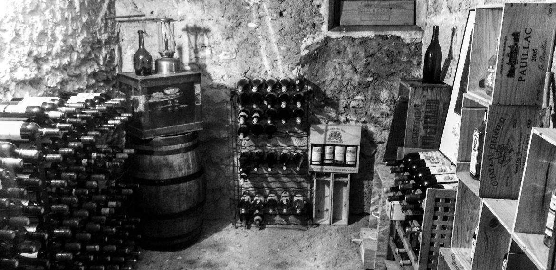 La nouvelle cave d'Augustin : Un repère de brigands ?!