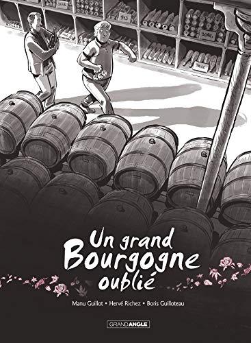 bande dessinée vin