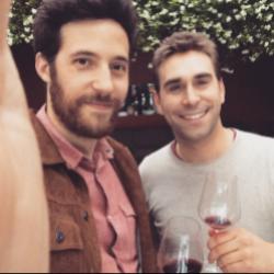 Matthieu et Augustin